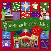 Die Weihnachtsgeschichte Pop-up