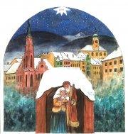 Skopek - Nordböhmische Weihnachtskrippe