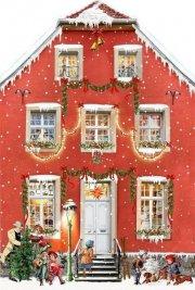 Weihnachten bei uns Zuhaus Adventskalender