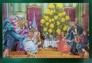 Guckkästchen Altdeutsche Weihnacht