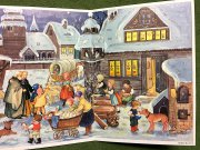 Panorama Adventskalender Reprint 1969