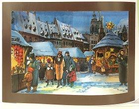Guckkasten Nürnberger Christkindlmarkt