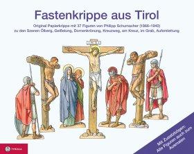 Fastenkrippe aus Tirol
