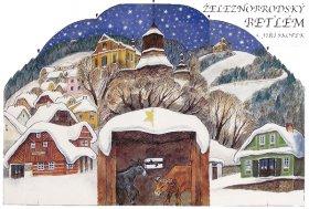 Skopek - Weihnachtskrippe Eisenbrod