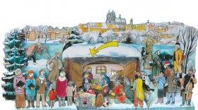 Städtische Weihnachtskrippe