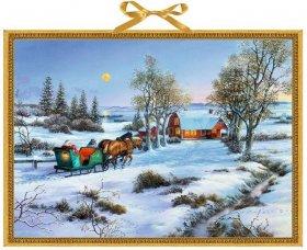 Nordische Weihnachten - Adventskalender