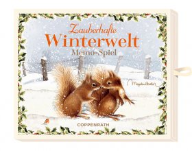 Zauberhafte Winterwelt - Memospiel