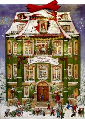 Es klingt und singt im Weihnachtshaus