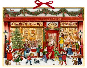 Adventskalender Chocolaterie