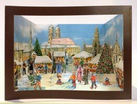 Guckkasten Münchner Christkindlmarkt