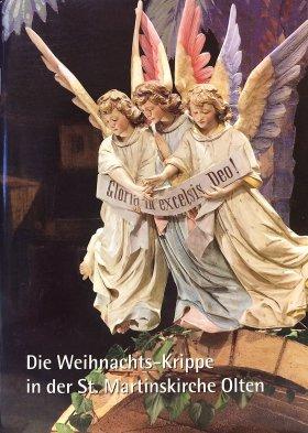 Weihnachts-Krippe in der St. Martinskirche Olten