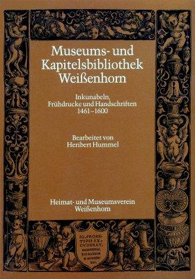 Museums- und Kapitelsbibliothek Weißenhorn