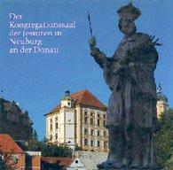 Der Kongregationssaal der Jesuiten in Neuburg an der Donau