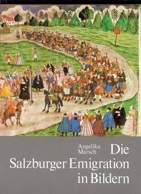Die Salzburger Emigration in Bildern