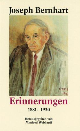 Erinnerungen 1881-1930 Band 1