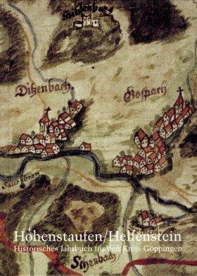 Hohenstaufen/Helfenstein. Historisches Jahrbuch für den Kreis Göppingen 16