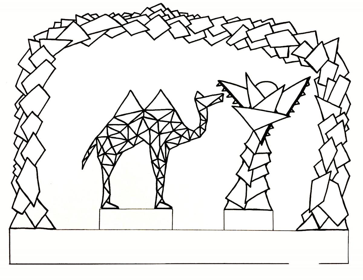 Playmobil Ausmalbilder Teppich : Erfreut Krippenbilder Zum Ausmalen Galerie Malvorlagen Von Tieren